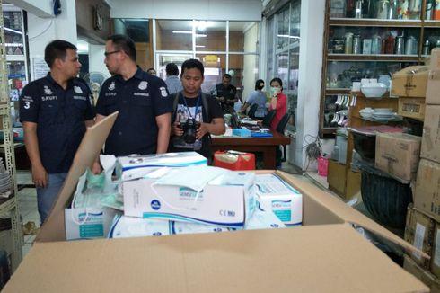 Sidak ke Pasar Glodok, Kabareskrim Temukan Fakta Harga Masker Naik Sejak Februari