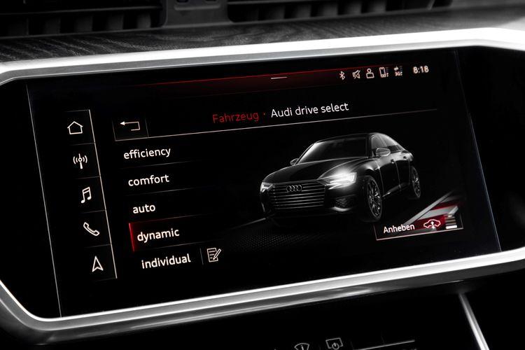 Audi drive select - All New Audi A6 resmi dipasarkan di Indonesia