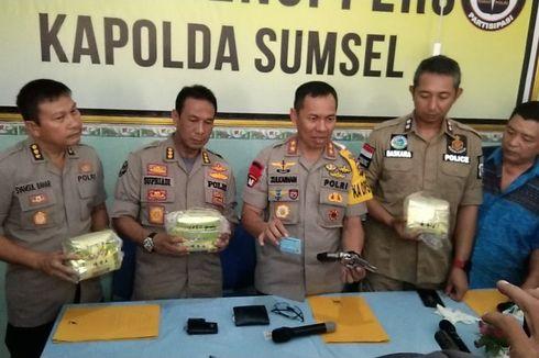 Polisi Tembak Mati Kurir Narkoba Pembawa 3 Kg Sabu