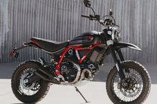 Ducati Scrambler Desert Sled Fasthouse 2021 Meluncur, Cuma 800 Unit