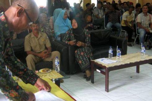 Korban Gempa dan Tsunami Aceh Barat Terima Hibah Tanah