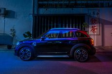 Bedah Spesifikasi Mini Countryman Blackheath Edition