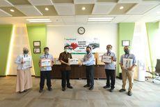 Jayaboard Sumbang Hasil Penjualan Buku untuk Penanggulangan Covid-19