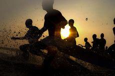 Seri Triatlon Dunia Ditunda