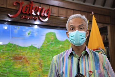 Ganjar Minta Wali Kota Semarang Awasi 3 Perusahaan yang Jadi Sumber Penularan Covid-19