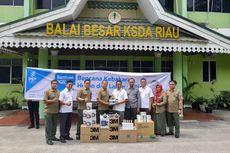 Peduli Bencana Karhutla, PGN Salurkan Bantuan ke 3 Lokasi di Riau