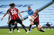 Link Live Streaming Man City Vs Bournemouth, Kick-off 01.45 WIB