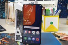 Kesan Pertama Menggenggam Galaxy A50s, Versi Upgrade Galaxy A50