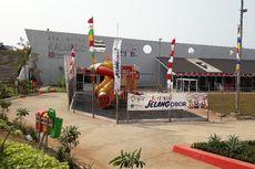 RPTRA Kalijodo Jadi Titik Akhir Kirab Obor Asian Games di Jakbar