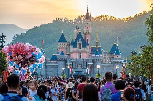 Bisnis Taman Rekreasi Terhantam Covid-19, Disney Bakal Pangkas 28.000 Karyawan