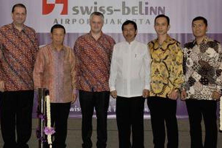 Opening Ceremony Swiss-Belinn Airport Jakarta