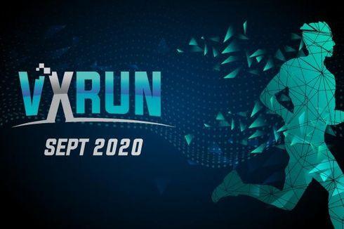 Yuk, Ikutan Lomba Lari di Even Virtual Experience Sport