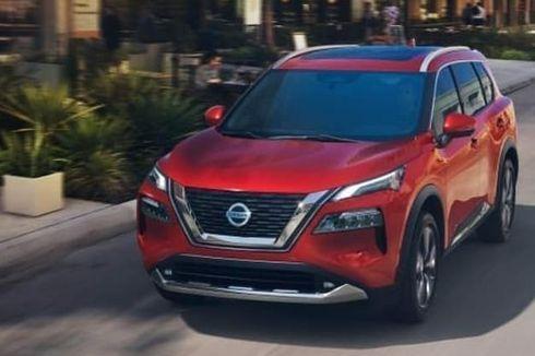 Begini Bocoran Tampang Nissan X-Trail Terbaru