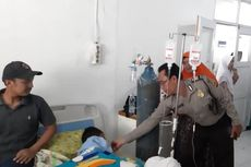 Keracunan Makaroni, Puluhan Siswa TK dan SD di Cianjur Dilarikan ke Puskesmas