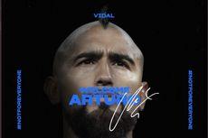 Bawa Simbol Pengkhianatan, Arturo Vidal Membelot ke Inter Milan