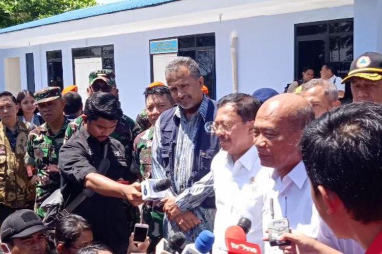 WHO Representative untuk Indonesia, Dr N Paranietharan mengapresiasikan kinerja pemerintah Indoneaia dalam upaya menyelamatkan warganya dari ancaman virus corona yang sudah mewabah di China ini.