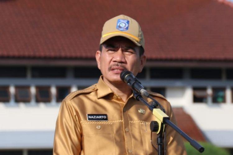Sekdaprov Kepulauan Bangka Belitung, Naziarto.