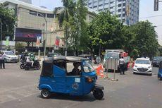 Pengendara Keluhkan Sistem Satu Arah di Jalan Wahid Hasyim