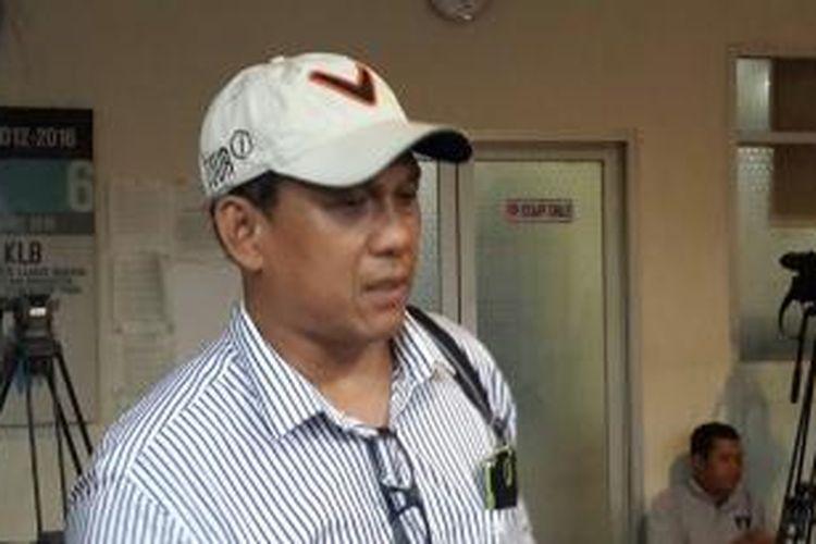 Manajer Pusamania Borneo FC, Tommy Ermanto.