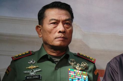 Panglima TNI: Jangan Coba-coba Bertindak Merusak!