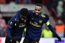 Olympiakos Vs Arsenal, Arteta Puji Peningkatan Aksi Bukayo Saka