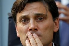 Puas dengan Performa AC Milan, Montella Tolak