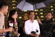 Ujian Jokowi di Musim Hujan