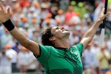 Federer Kalahkan Nadal Lagi