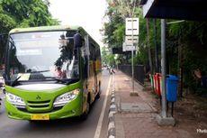 Merasakan Naik Bus Transpatriot Bekasi...