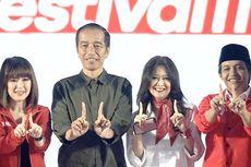 Jokowi: PSI Jadi