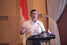 Luhut Ogah Lama-lama Jadi Menteri Kelautan dan Perikanan Ad Interim