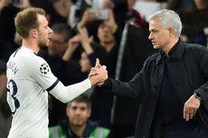 Jose Mourinho Angkat Bicara soal Isu Kepindahan Eriksen dari Tottenham