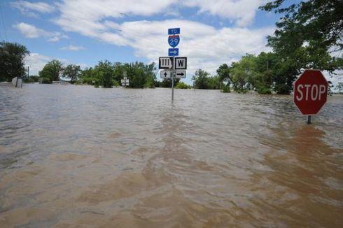 7 Kecamatan di Sulawesi Tenggara Terendam Banjir, Ribuan Warga Mengungsi