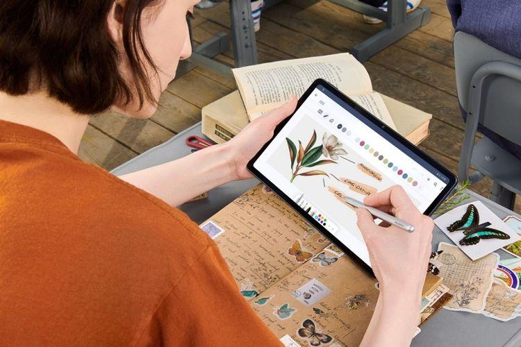 Tablet baru Huawei MatePad.