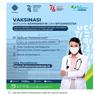 Kemnaker dan BPJamsostek Adakan Vaksinasi Covid-19 Gratis untuk Pekerja pada 18-19 Agustus 2021, Ini Syarat dan Dokumen yang Diperlukan