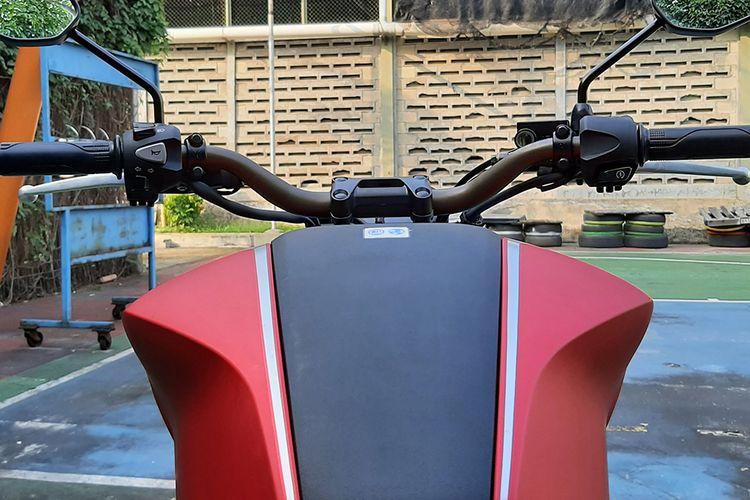 Tangki bensin Honda All New CB150R StreetFire