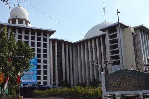 Masjid Istiqlal, Tempat Persinggahan Favorit di Jantung Ibu Kota