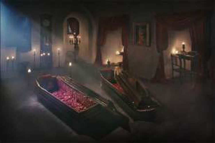 AirbnB berhasil membuka Bran Castle, alias Kastil Drakula di Rumania sebagai tempat menginap pada malam Halloween.
