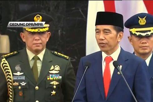 Cerita Jokowi Dobrak Protokol, Ajak Pejabat Juga Dobrak Rutinitas