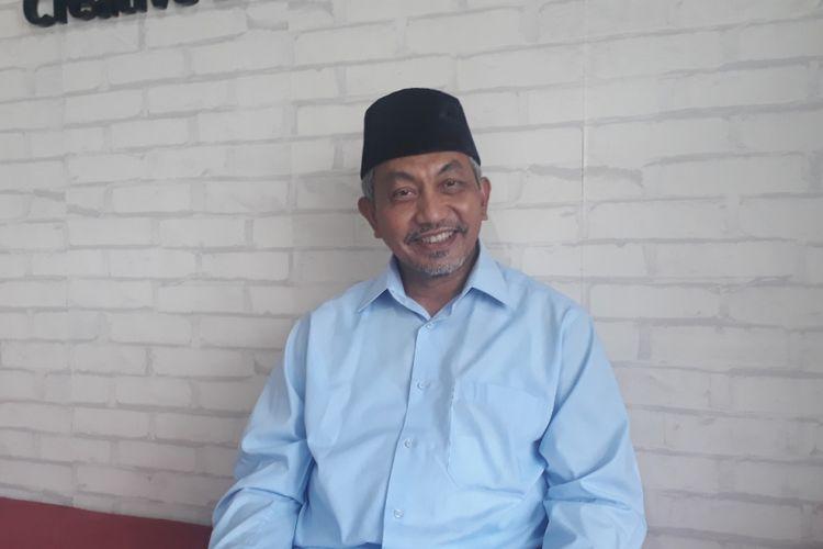 Kader Partai Keadilan Sejahtera (PKS) Ahmad Syaikhu saat ditemui di Kantor Asyikpreneur, Kota Bekasi, Kamis (27/12/2018).
