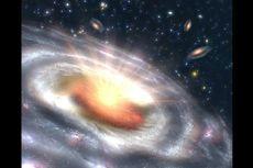 Black Hole Bermassa 100 Miliar Matahari, Hal Terberat di Semesta?