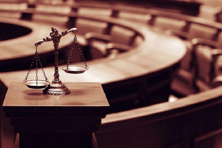 Ilustrasi pengadilan