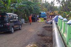 Pipa Pertamina di Cilacap Bocor, Air Sumur Tercemar Solar, Tanaman Rusak