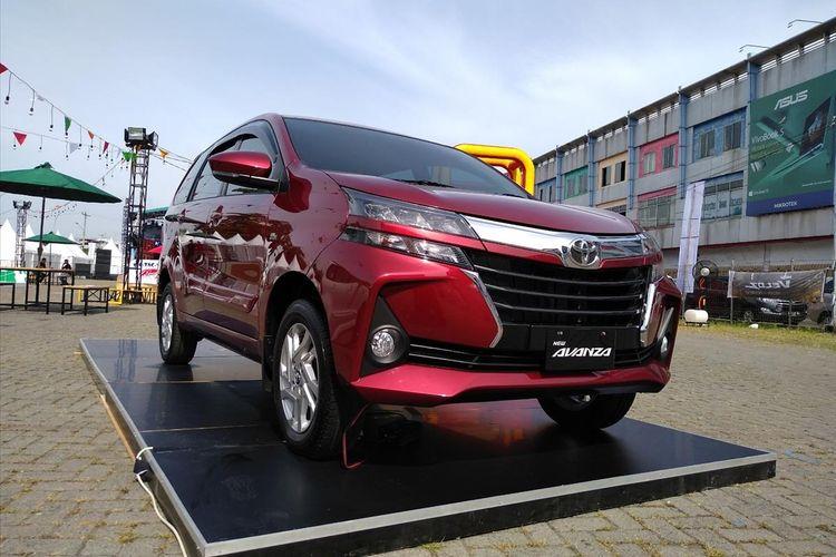 Avanza Veloz Sudah Terjual 1 75 Juta Unit Di Indonesia Halaman All Kompas Com