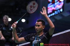 Profil Tommy Sugiarto, Satu-satunya Tunggal Putra Indonesia di Semifinal Denmark Open 2021