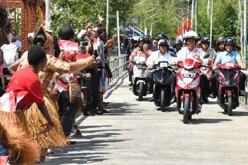 4 Tahun Jokowi-JK dan Catatan Pembangunan Infrastruktur