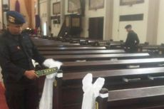 Jelang Rangkaian Perayaan Paskah, Polisi Sisir Gereja-gereja di Surabaya