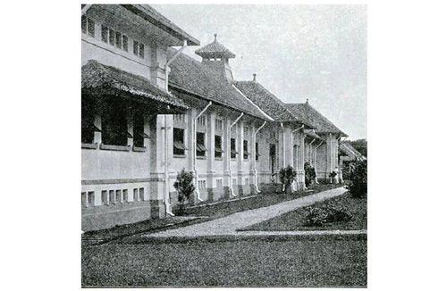 Mengulik Sejarah Gedung Hoogere Kweek School, Sekolah Guru di Masa Kolonial