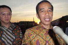 Ratas dengan Jokowi, Ahok Minta Penggabungan Pulau Reklamasi