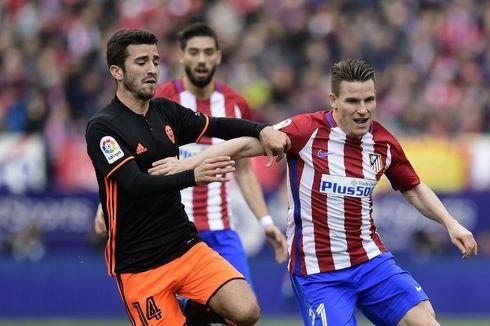 Jadwal Liga Spanyol Pekan ke-24, Bigmatch Valencia Vs Atletico Madrid